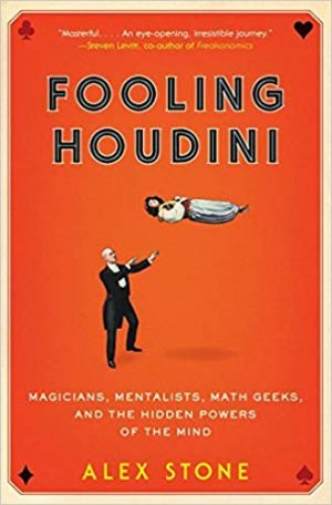 Fooling Houdini book cover