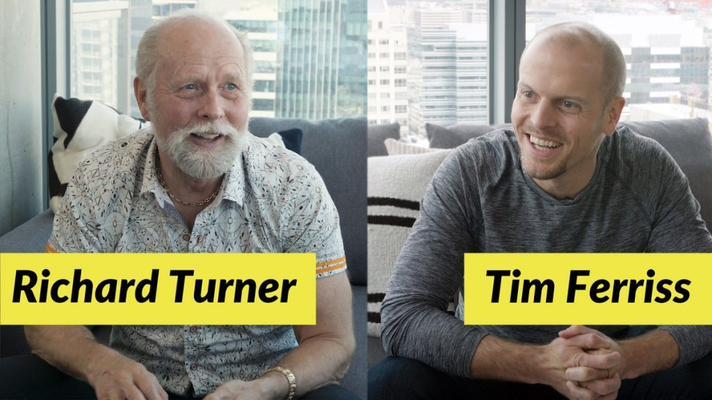 Richard Turner and Tim Ferriss