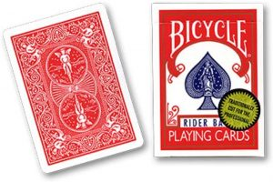 Bicycle cards Gold Standard_Richard Turner